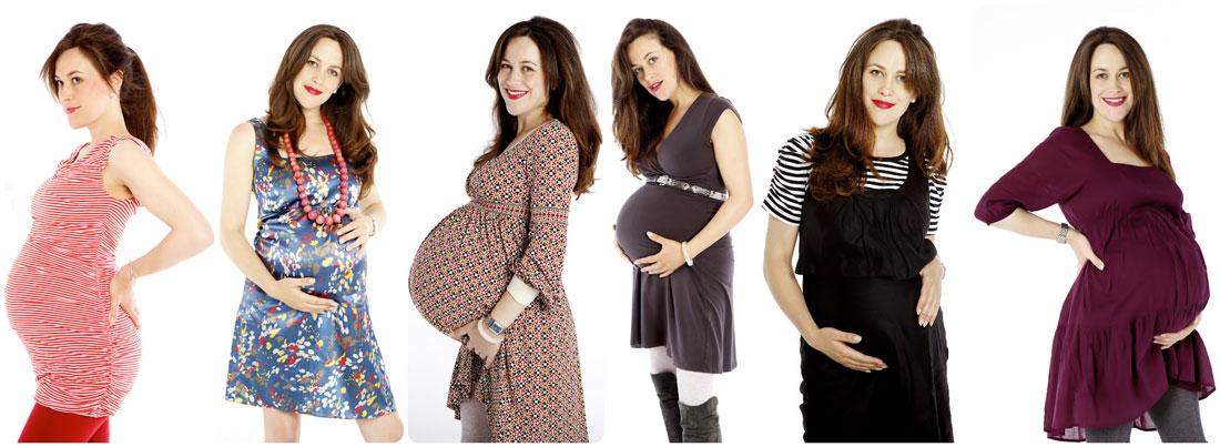 вагітні